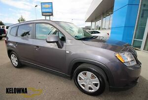 2013 Chevrolet Orlando LT   Automatic   Air Conditioning