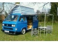 VW campervan hire in East Anglia ,from £500 per week