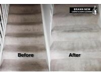 BRANN NEW CARPET & SOFA CLEANING at the highest standard removing all dirt and bacteria