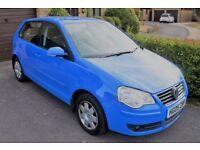 Volkswagen POLO S 75 1.4 Face-lift 5 Door Hatchback 2005 Petrol (Manual)