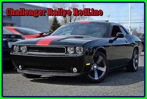 2013 Dodge Challenger SXT Rallye Redline