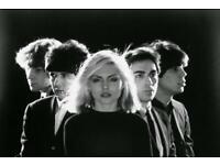 Blondie ticket - Nov '21 -Motorpoint Arena Cardiff