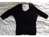 Black Bench Sweater