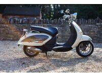 Aprilia Mojito Scooter for sale.