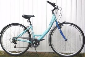 Ladies bike Halfords Apollo Metis Serviced