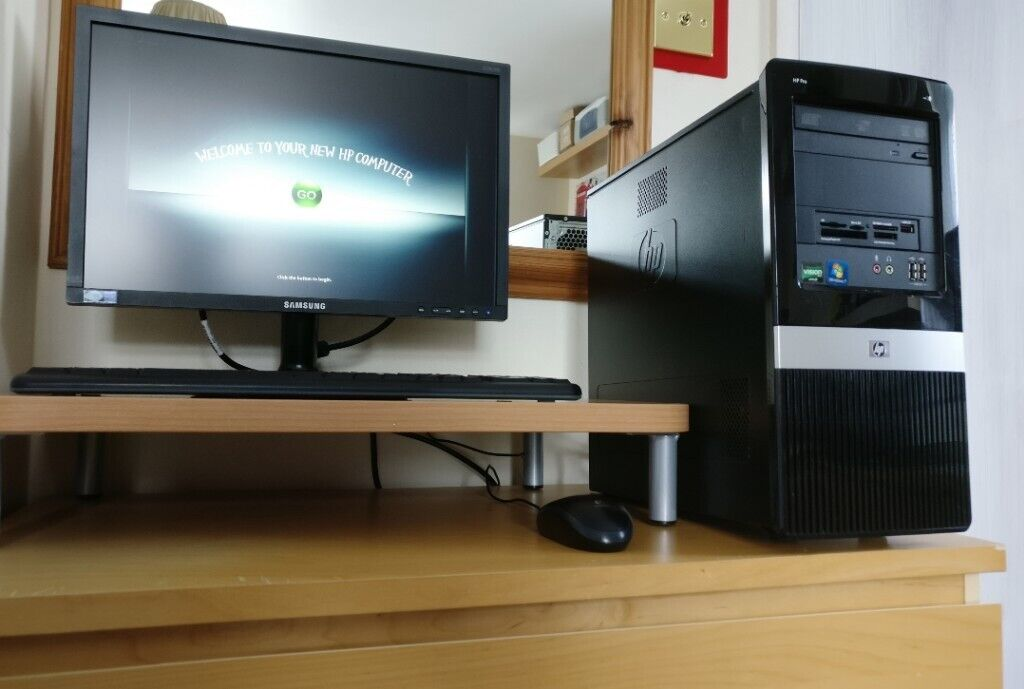 HP Triple Core PC  Very Good Condition  | in Bramley, West Yorkshire |  Gumtree
