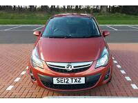 Vauxhall Corsa 1.2 SXI 31k miles**FSH** 2012