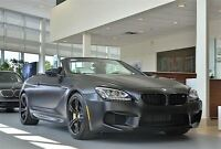 2015 BMW M6 EXECUTIVE PACKAGE | LOW MILEAGE