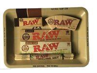 Perfect Christmas Gift plus FREE GIFT ;) Smoke Kit Rolling Kit RAW Organic tub