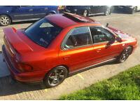 Impreza UK2000 Turbo Rare Colour. REDUCED!!