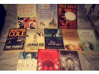 Selection on books