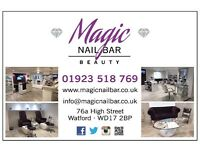 Nail Technician & Beautician Required – Excellent Atmosphere / Great Benefits