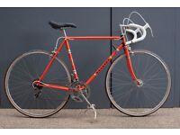 Beautiful Vintage French Peugeot Mens Road Bike 'Record du Monde' 57cm