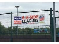 Rayleigh 5side Football League