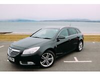 Vauxhall Insignia Sports Tourer 2.0L CDTi SRi 12 Month MOT