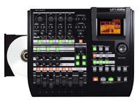 Fostex MR8-HD Multi Track Recorder AS NEW