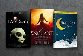 I will design a professional high-quality e-book cover design