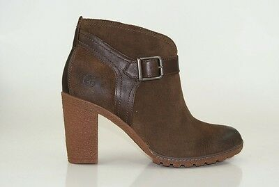 Timberland Glancy Ankle Boots Gr 41 US 9,5 Heels Stiefeletten Damen Schuhe 8434A