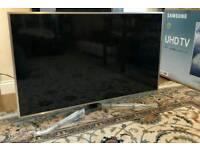 49in Samsung Smart 4K HDR Ultra HD TV WI-FI TV PLUS / FreeSat HD VOICE CTRL WARRANTY