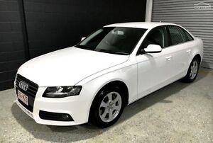 From $74 per week 2009 Audi A4 TFSI Turbo petrol auto Southport Gold Coast City Preview