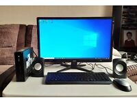 Fujitsu i5-4590t Mini Desktop PC Computer with SSD