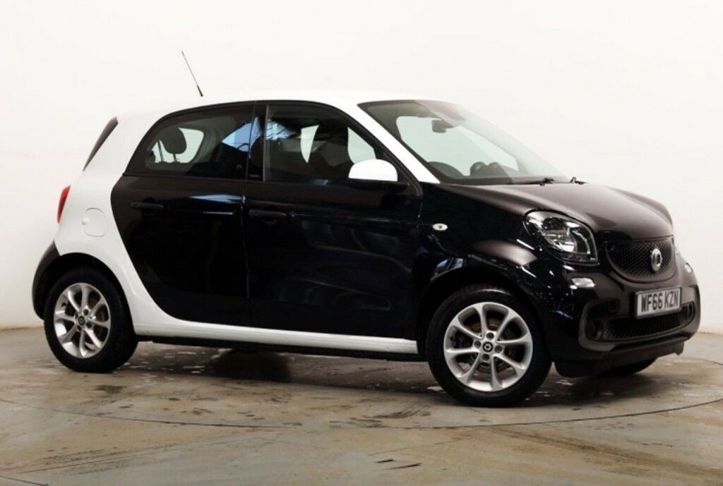 2016 66 Smart Forfour 1 0 4 Seat Hatchback Pion Auto One Owner 9 579 Miles Only Perfect