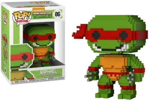 Teenage Mutant Ninja Turtles Pop Vinyl Figure: Raphael (8...