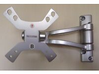 Universal LCD Television Wall Mount Bracket