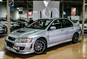2001 Mitsubishi LANCER EVOLUTION VII - TURBO
