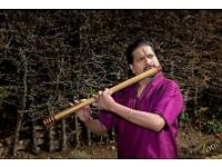 INDIAN FLUTE TEACHER & PERFORMER