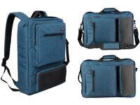 Convertible Backpack Business Messenger Bag Shoulder Bag Laptop Bag 15.6 inch