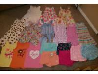 Girls 5-6 Years Summer Bundle - Brand New or Like New
