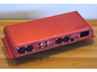 Sonifex Redbox RB-BL2 - professional stereo impedance converter - unbalanced x balanced - £65 (ono)