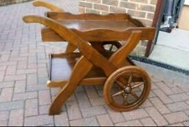 Tea trolley/cart