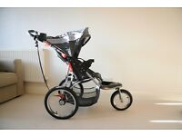 Baby Trend Expedition LX Jogger