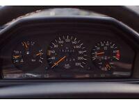 Left hand drive, mercedes 124, 200E