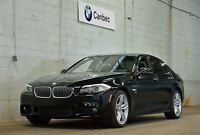 2012 BMW 535i xDrive EXECUTIVE AND M SPORT PACK | AUTO | CERTIFI