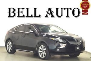 2011 Acura ZDX TECH PKG AWD - FULLY LOADED NAVIGATION - PREMIUM