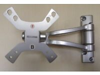 Universal LCD Television Wall Mount, Bracket