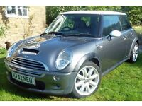 MINI COOPER S 1.6 S Hatchback in The Best Colour