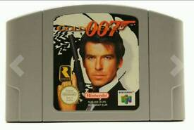 007 James Bond Nintendo 64