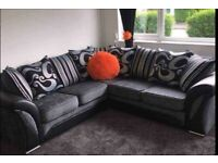 New Beautiful Shannon Corner & 3+2 Seater Sofa Available