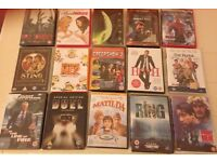 wholesale joblot bundle 31 dvds tonnes new & sealed, some rare collectors, some 2/3 discs £15