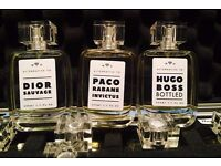 High Quality Perfumes, low % of alcohol. Fast selling and always 5* reviews.
