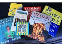 FREE BOOKS - Cookery Job Lot