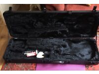 New Fender hard case for Electric Bass Guitar. Never been used.