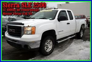 2007 GMC SIERRA 2500HD SLE
