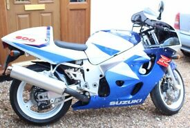 Suzuki 600 GSXR V For Sale