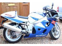 Suzuki 600 GSXR V For Sale