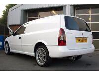 Vauxhall astra van 1.7 turbo izuzu engine £900 ono